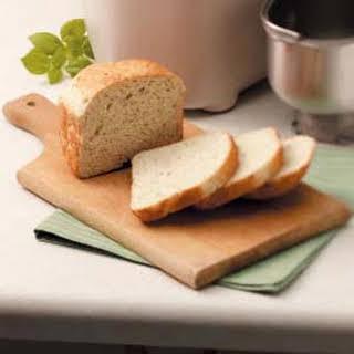 Mini Italian Herb Bread.