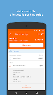Banking To Go App