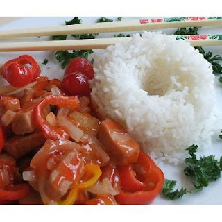 Super Easy Sweet-and-Sour Chicken.