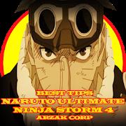 App Best Tips Naruto Ultimate Ninja Storm 4 APK for Kindle