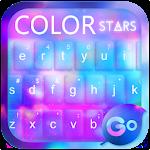Color Stars GO Keyboard Theme