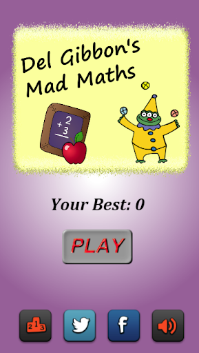 Math Games Free: Speed Trial