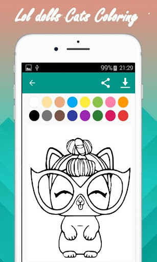 Boneka Lol Kucing Mewarnai Apk Download Apkpureco