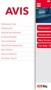 Avis Türkiye screenshot 1