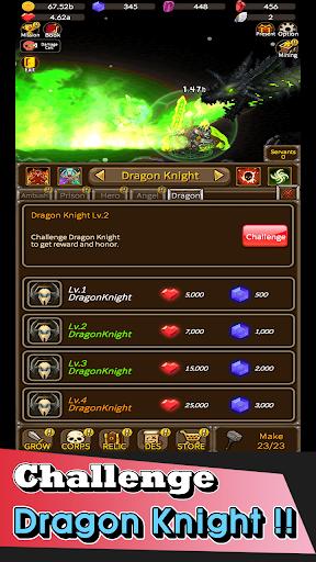 Télécharger Gratuit Devil Smithy : Merge Idle mod apk screenshots 2