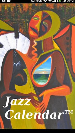 Jazz Calendar