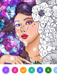 Magic Paint – Color by number & Pixel Art Apk Download For Android 9