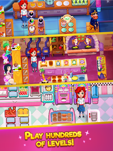 Chef Rescue - Cooking & Restaurant Management Game 2.8 screenshots 8