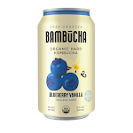 Bambucha Kombucha Blueberry Vanilla