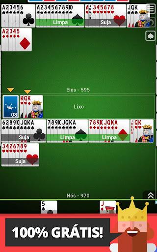 Buraco Jogatina: Jogo de Cartas Gru00e1tis 1.7.2 screenshots 10