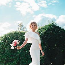 Wedding photographer Ekaterina Andreeva (Ekaterinaand). Photo of 02.10.2016
