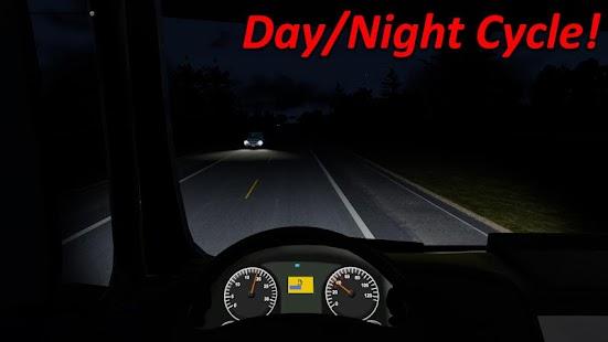 Heavy Truck Simulator- screenshot thumbnail