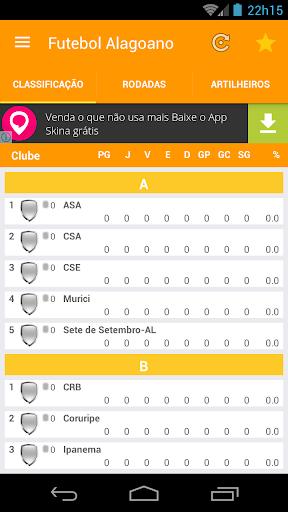 Futebol Alagoano 2016