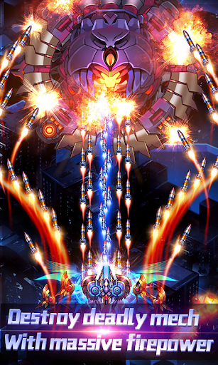 Thunder Assault: Raiden Striker 1.6.9 screenshots 4