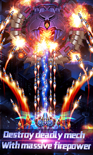 Thunder Assault: Raiden Striker - náhled