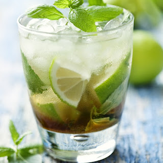 Alcoholic Cocktail Mojito