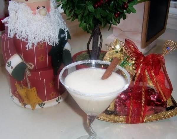 Santa's Sleigh Cocktail