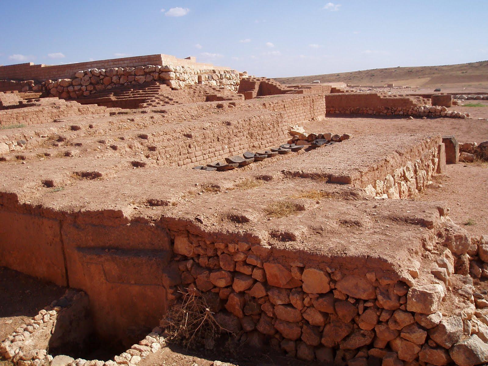 Foi encontrada nas ruínas do