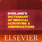 Medical Abbreviation Acronyms icon