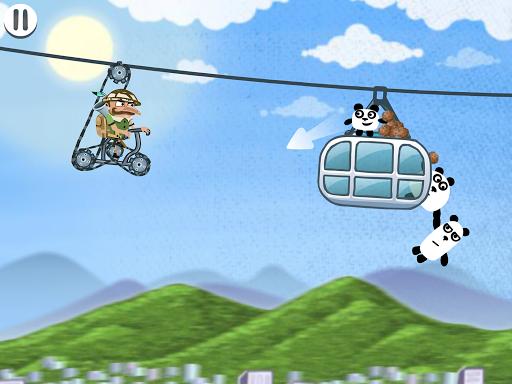 3 Pandas Brazil Escape, Adventure Puzzle Game 1.0.1 screenshots 5