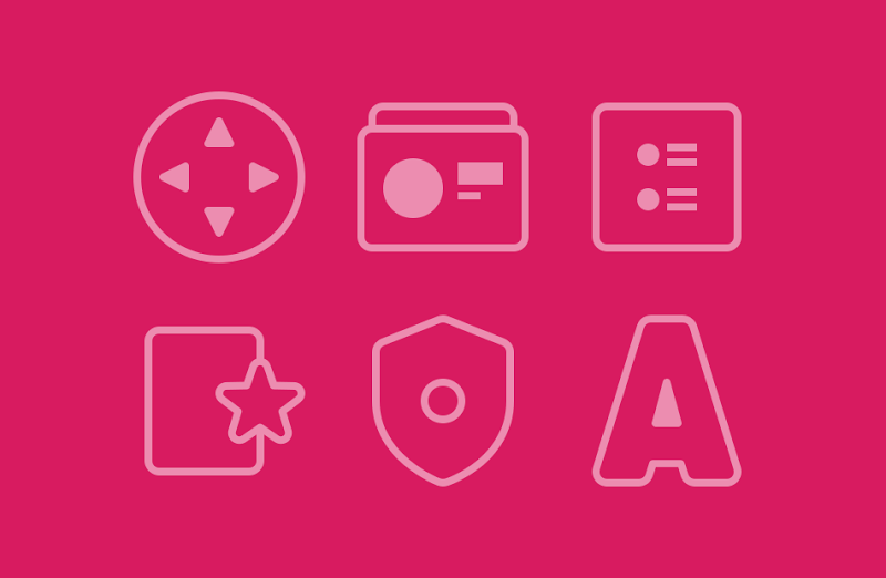 TwoPixel Light - Icon Pack Screenshot 4