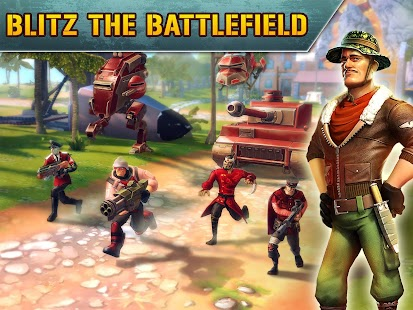 Blitz Brigade - Online FPS fun- screenshot thumbnail