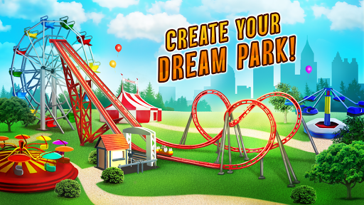 Roller Coaster Train Simulator 2.3 DreamHackers 4