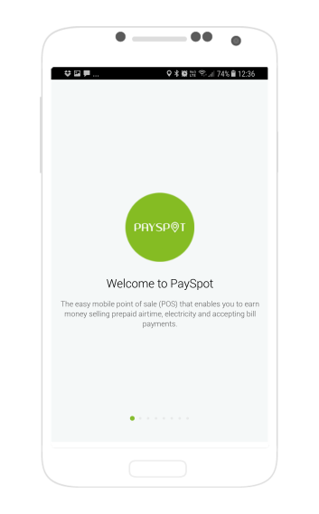 PaySpot : Point Of Sale- screenshot