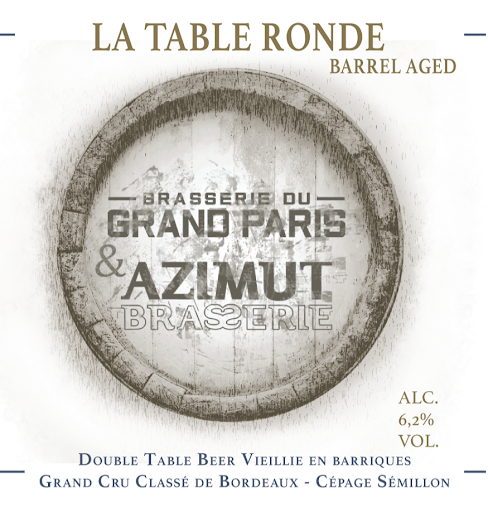 LA TABLE RONDE