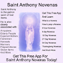 Saint Anthony Novenas icon