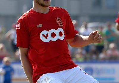 Le RFC Liège prolonge un jeune joueur