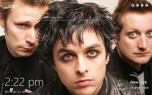 Green Day HD Wallpapers Punk Rock Music Theme