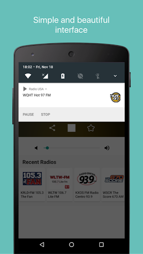 Radio USA FM 6.1 screenshots 3