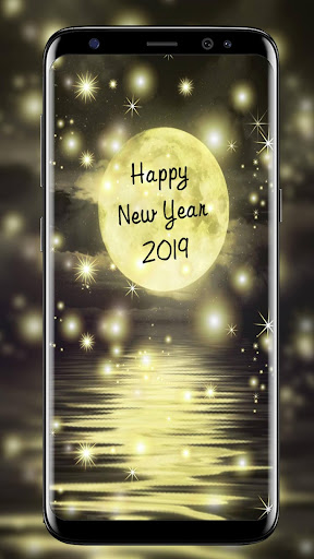 New Year Wallpaper 2019 ud83cudf89 Happy New Year GIF 2019 1.1 screenshots 4