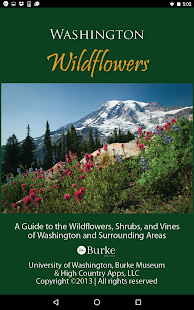 Washington Wildflowers- screenshot thumbnail