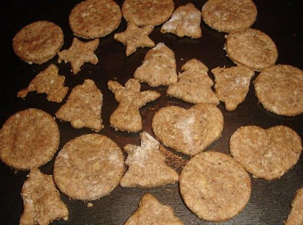 Banana And Peanut Butter Dog Treats Recipe