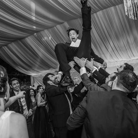 Fotógrafo de bodas Andres De la peña (andrescastillo). Foto del 16.01.2018
