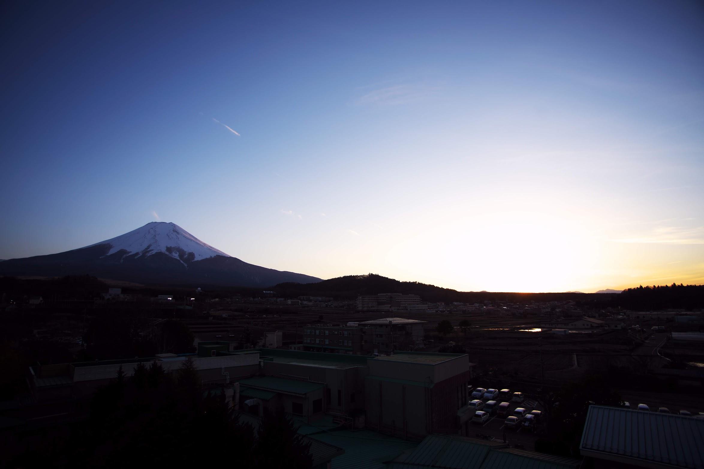 山梨県 富士山温泉観光