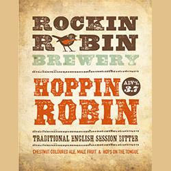 Logo of Rockin Robin Hoppin Robin