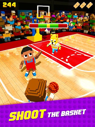 Blocky Basketball FreeStyle 1.7.1_223 screenshots 6