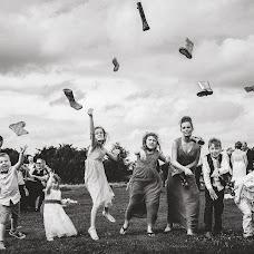 Wedding photographer Gareth Newstead (newstead). Photo of 18.07.2016