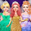 Prom Dress Up Fashion Designer: Games For Girls icon