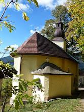 Photo: Vlkolínec, gehucht van Ružomberok, sinds 1993 op de Werelderfgoedlijst van UNESCO.