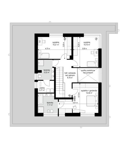 Orkan - Rzut piętra