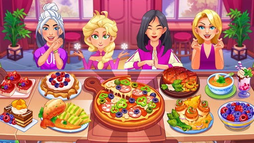 Cooking Dream: Crazy Chef Restaurant Cooking Games modavailable screenshots 1