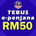 eTunai RM50 (Info Tepat) icon