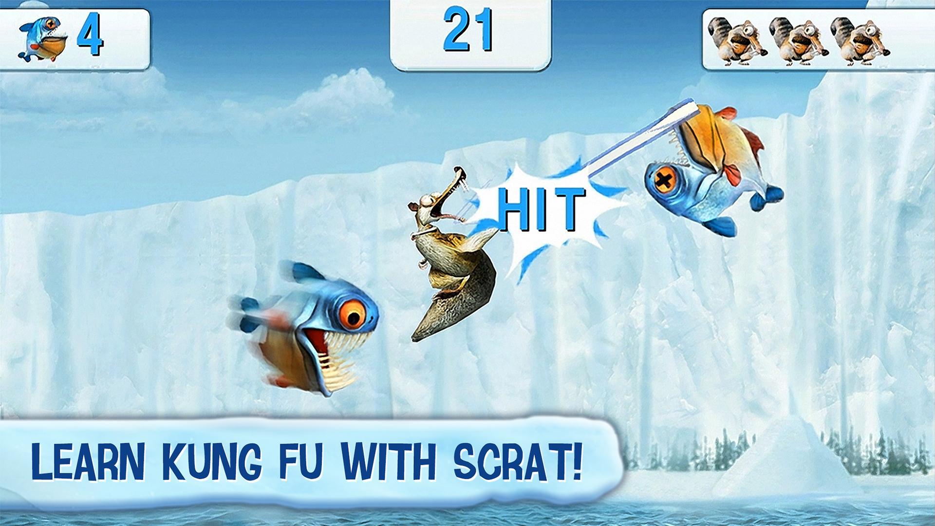 Ice Age Village screenshot #3