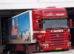 Photo: P.DAEMAN R 420----> www.truck-pics.eu