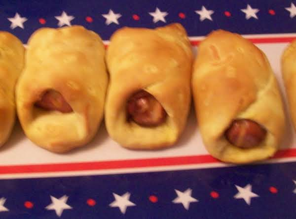 Two Pigs In A Blanket Recipe