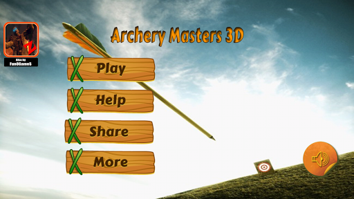 Archery Masters 3D Simulation 2018  screenshots 1